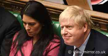 Boris Johnson says 'I make no apology' for standing by Priti Patel over bullying