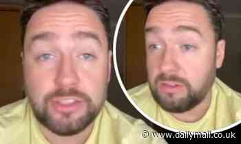 Jason Manford upset after being targeted by burglars