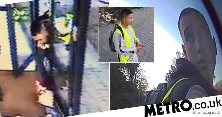 'Thieves' caught taking Amazon package from doorstep in broad daylight