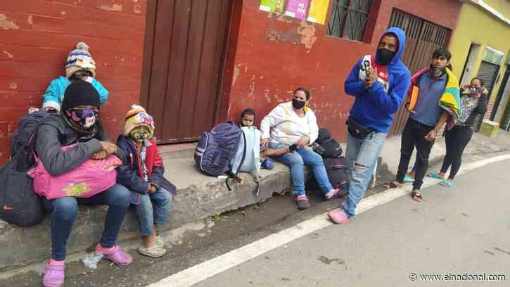 Acnur: La pandemia no frenó el éxodo venezolano