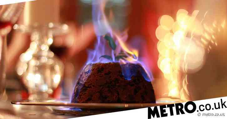Parliament made 1,000 Christmas puddings while MPs rejected free school meals
