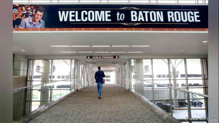 BR Airport, expecting hundreds of Thanksgiving travelers, amps up safety precautions