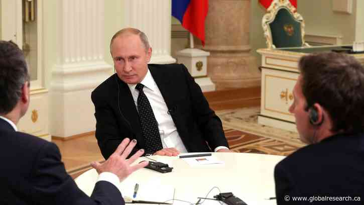 Putin Talks Global Stability and Coronavirus Vaccine with Ambassadors