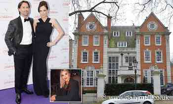 Tamara Ecclestone 'kept £125,000 in cash in her Kensington mansion stolen by burglary gang'
