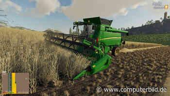 Landwirtschafts-Simulator 19 wird grüner mit neuem DLC