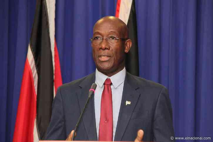 """Primer ministro de Trinidad y Tobago calificó de """"asalto"""" la llegada de los 29 migrantes venezolanos a su país"""
