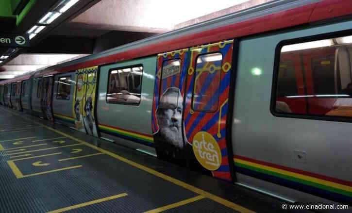 Metro de Caracas realizará trabajos de mantenimiento hasta el domingo