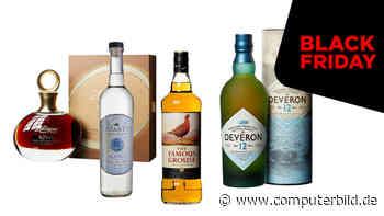 Black Friday: Bier, Wein, Rum, Whisky und Vodka im Angebot!