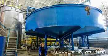 Electrochemistry on an industrial scale