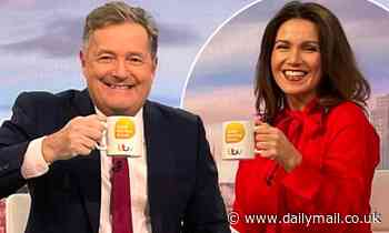 GMB host Piers Morgan reveals the programme had its highest EVER ratings