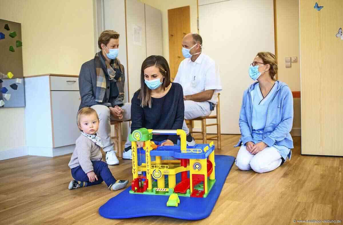 EZ-Weihnachtsspendenaktion: Hilfe für Familien mit schwer kranken Kindern - esslinger-zeitung.de