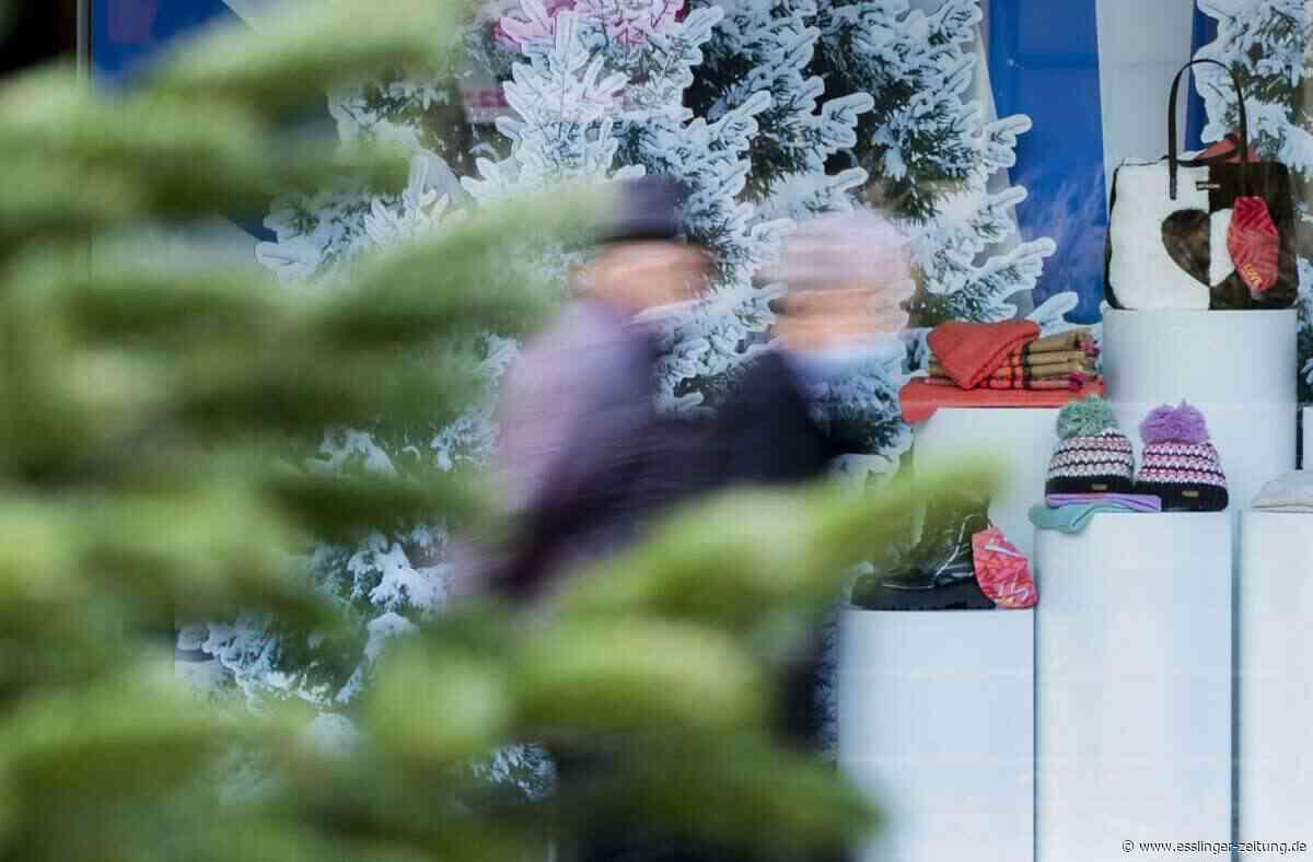 Einkaufen in Esslingen: Pseudo-Weihnachten unter dem Corona-Stern - Esslingen - esslinger-zeitung.de
