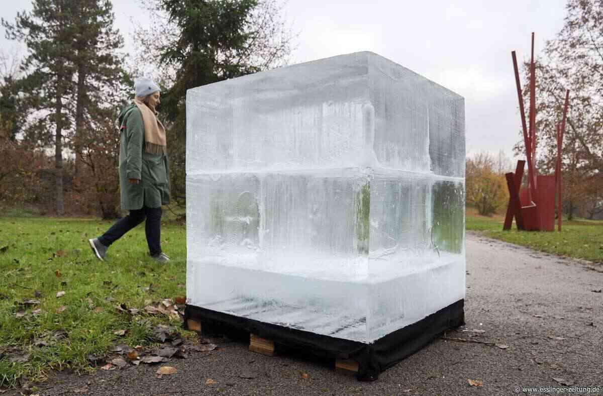 Eisschmelze im Merkelpark - Esslingen - esslinger-zeitung.de