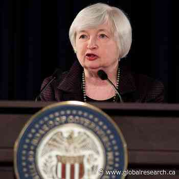 Neoliberal Janet Yellen: Biden/Harris Regime's Choice for Treasury Secretary