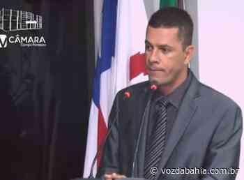 Reeleito, vereador que agrediu filha em Campo Formoso tem prisão decretada em ação por tráfico de drogas - Voz da Bahia