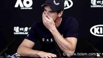 Andy Murray cree que todos los tenistas deben vacunarse contra el coronavirus - Télam