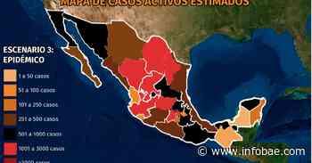 Mapa del coronavirus en México 25 de noviembre: cifra récord de contagios con casi 11,000 en 24 horas - Infobae.com