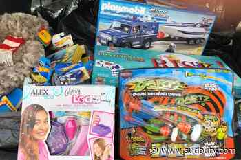 Help make winter warmer and Christmas merrier with toy drive, furnace contest