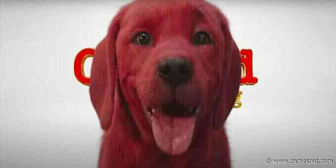 Clifford The Big Red Dog Movie Teaser Delivers Exactly What You Expect