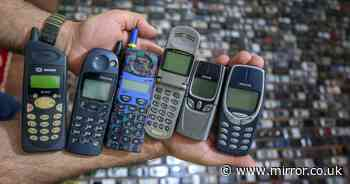 Brits are hoarding 55million old mobile phones - with 13 in a typical home
