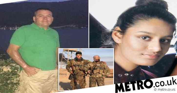 Dad of Brit fighting ISIS attacks Shamima Begum appeal