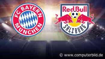 Champions League: Bayern gegen Salzburg streamen