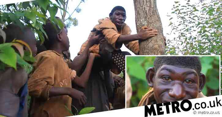 'Real-life Tarzan' who was raised in the jungle, is non-verbal and eats grass