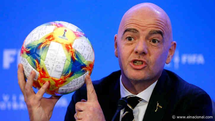 FIFA destaca adaptación de normas ante pandemia para reanudación del fútbol