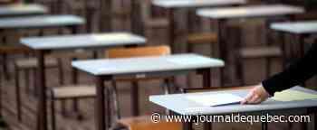 Des enseignants de science et de mathématique réclament à leur tour des modifications aux examens de fin d'année