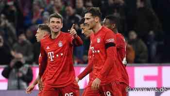FC Bayern - FC Salzburg im Live-Ticker: Verletzter Star doch dabei? Es gibt Hoffnung