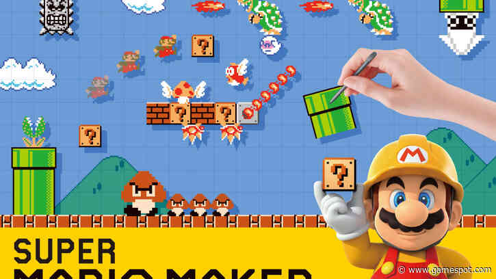 Super Mario Maker 1 Going Offline Next Year