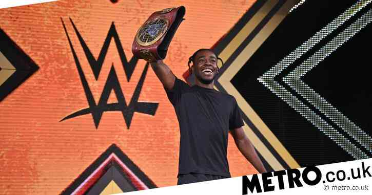 WWE NXT star Leon Ruff: Spider-Man dreams, representation on TV and his real life wrestling romance