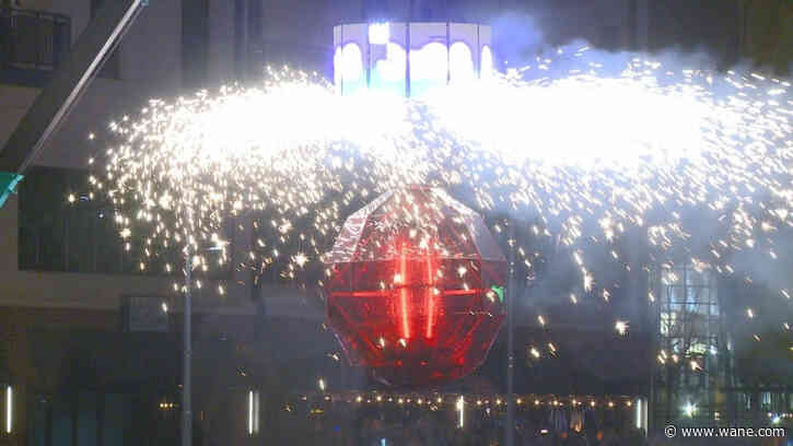 Fort Wayne New Year's Eve Ball Drop canceled due to pandemic restrictions