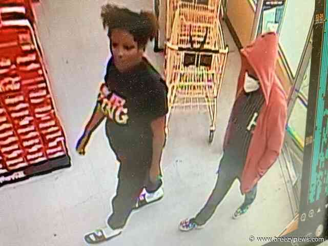 KPD searching for suspects in connection with burglary