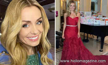Katherine Jenkins forced to defend festive décor