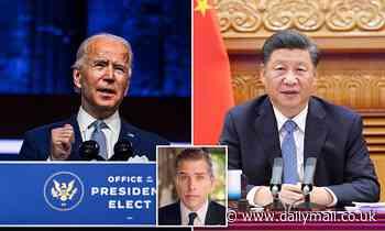 US Election 2020: China's Xi Jinping congratulates Joe Biden on win