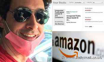 Amazon reverses decision to pull ex-New York Times reporter Alex Berenson's third COVID book