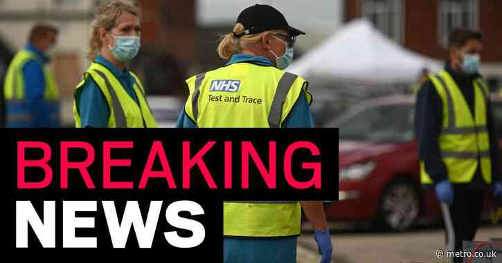 UK records highest coronavirus death toll since May 1 as another 696 people die