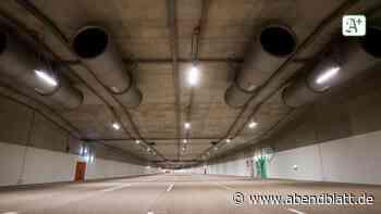 Bau: Weströhre des Stellingentunnels fertig: Sperrung Dezember