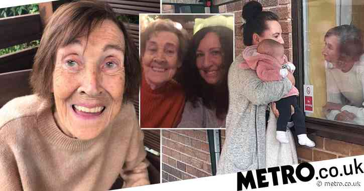 Family desperate to 'break great-grandma free' from care home for Christmas