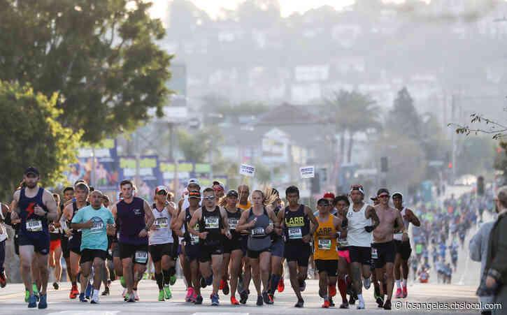LA Marathon, LA Big 5K Rescheduled For May 2021