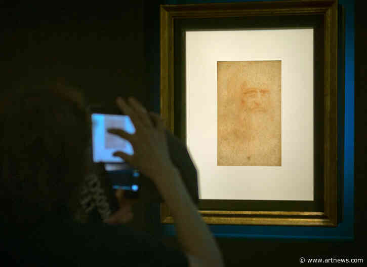 Researchers Find DNA, Bacteria on Leonardo da Vinci's Drawings