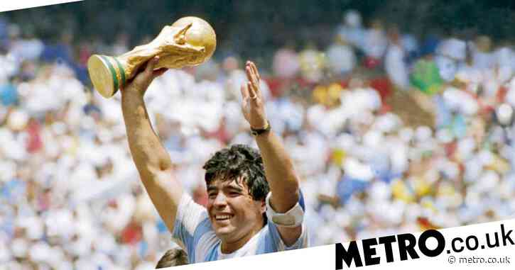 Jose Mourinho and Pele lead tributes for Argentine football legend Diego Maradona