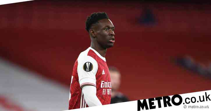 Mikel Arteta confirms contract talks with Arsenal starlet Folarin Balogun have reopened