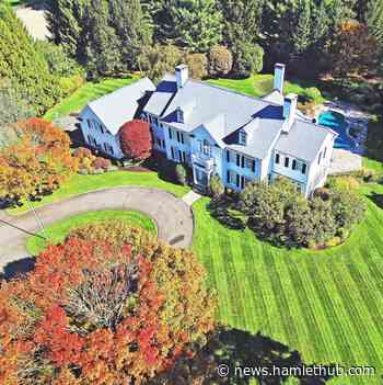 Ridgefield Home for Sale: 88 Golf Lane, Country Estate on 2 Plus Acres - HamletHub