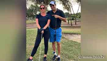 Shaniera Akram reveals why golf is perfect for couples - Geo News