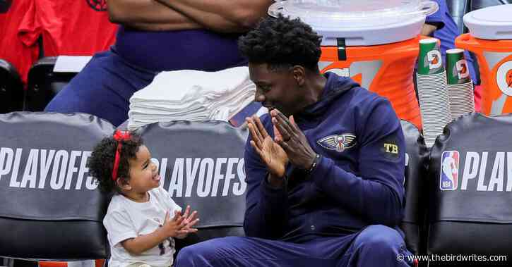 Jrue's Greatest Holiday Hits: Saying goodbye to a New Orleans favorite