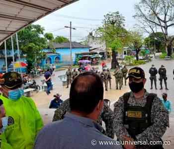 Lanzan campaña contra el secuestro y la extorsión en Majagual - El Universal - Colombia