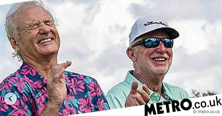 Bill Murray's eldest brother Ed and inspiration behind iconic movie Caddyshack dies aged 76