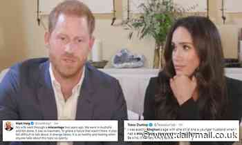 Royal fans support Meghan Markle and Prince Harry after miscarriage